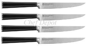 ginsu kitchen knives ginsu ginsu chikara sharpest knife santoku deba sashimi