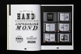 magazine layout graphic design traditional typography layout 354