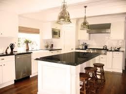bright white kitchen houzz