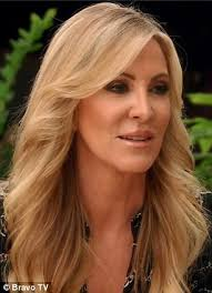Women In Bed With Another Woman Real Housewives Of Orange County Lauri Peterson Claims Vicki