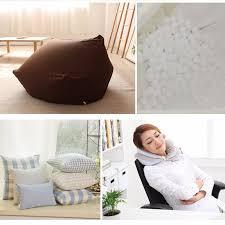 2 3mm wholesale snowmaker white foam balls beanbag baby filler bed
