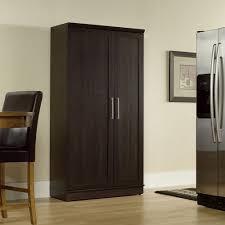 sauder homeplus four shelf storage cabinet sauder homeplus storage cabinet walmart com