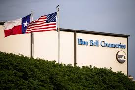 Texas Flag Half Staff Blue Bell Flavor Returns Just In Time For Patriotic Fourth Of July