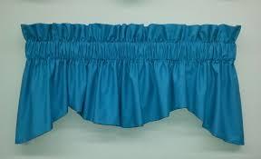 Valance Blue Window Treatments U2014 Curtains N Things