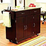 espresso kitchen island kitchen island cart with granite top espresso finish