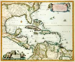 A Map Of The Caribbean by File Amh 7755 Kb Map Of Central American And The Caribbean Region