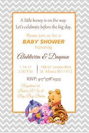 winnie the pooh baby shower supplies