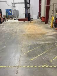 portfolio painting service garage floors concrete applications
