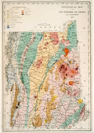 New England Maps by General Interest And Statewide Publications Department Of