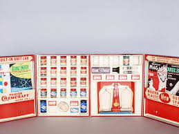 vintage chemistry sets show we used to be way more chill about
