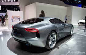 maserati concept cars la autoshow concept vehicles drivingline