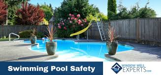 Backyard Pool Safety by 10 Critical Backyard Swimming Pool Safety Tips Window Well Experts