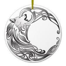 tribal ornaments keepsake ornaments zazzle