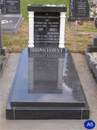 tombstone prices tombstones grobbelaars funeral services