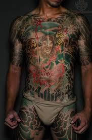 creative tattoos samurai tattoo