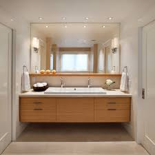 contemporary bathroom lighting ideas modern