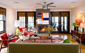 vintage modern living room how to decorate a living room