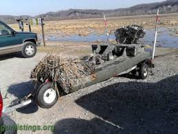 Layout Hunting Blinds Duck Hunting Layout Boat Motor Trailer In Columbia Jeff City