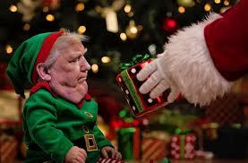 Elf Christmas Meme - santa s elf unflattering donald trump know your meme