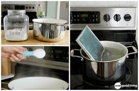 how to clean greasy kitchen exhaust fan this is the easiest way to clean your range filter