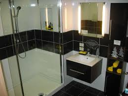 black and white bathroom decorating ideas black and white bathroom backsplash elegance glass shower frame