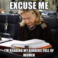 Binders Full Of Women Meme - binders full of fight club women paula reed nancarrow