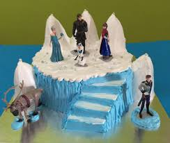 frozen cake singapore beautiful characters cake
