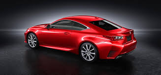 new lexus rc f and rc coupe to make european debuts at geneva