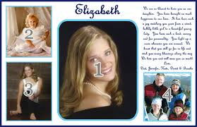 senior yearbook ad templates moments to remember template eight
