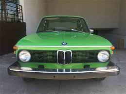 1973 bmw 2002 for sale bmw 2002 for sale on classiccars com 21 available
