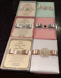 beautiful luxury wedding invitation boxes wedding invitations