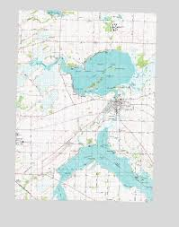 topo maps wisconsin fox lake wi topographic map topoquest