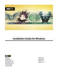 windows installation guide pdf graphics processing unit