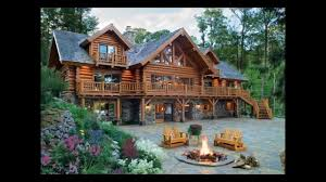 log homes cabin southland youtube luxury for sale picture hotel