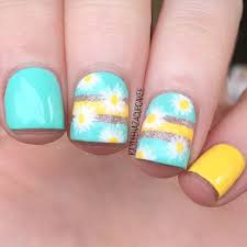 40 yellow nail art ideas nenuno creative
