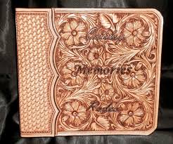 personalized leather photo album best 25 leather photo albums ideas on picture albums