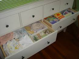 Baby Clothes Dividers Baby Nursery Minimalist Closet And Drawer Organizer For Baby