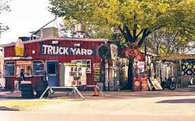 truck yard travel leisure