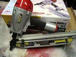 donnie d u0027s central pneumatic 3 in 1 framing nailer youtube