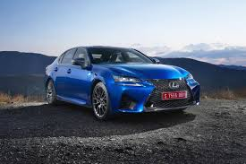 lexus hs 2017 2017 lexus gs f sedan pricing for sale edmunds