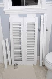 88 bathroom makeover plus a drool worthy diy window treatment