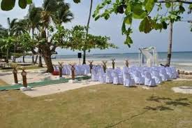 wedding ceremony phlets ananyana resort bohol travelbook ph
