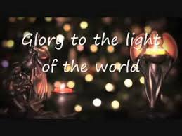 lights of the world address light of the world lyric video lauren daigle youtube