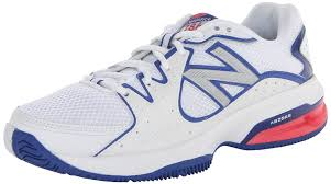 Comfortable New Balance Shoes Amazon Com New Balance Women U0027s Wc786 Cushion Tennis Shoe