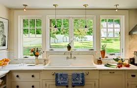 Kitchen Sink Light Enthralling Lighting Kitchen Sink Houzz In The Light