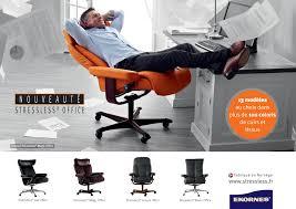fauteuil de bureau stressless stressless office