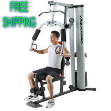 Weider Pro 256 Combo Weight Bench Confidence Fitness Multi Gym Weight Lifting Bench Press W Flat