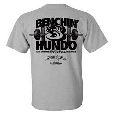 Top Bench Press 300 Pound Bench Press Club T Shirt Ironville Clothing