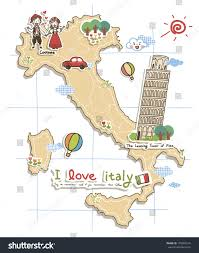 Foggia Italy Map by Map Of Italy Tourist Attractions Deboomfotografie