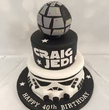 starwars cakes wars trooper cake